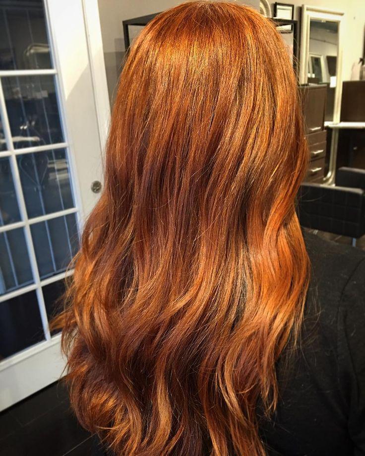 the 25 best burnt orange hair color ideas on pinterest. Black Bedroom Furniture Sets. Home Design Ideas