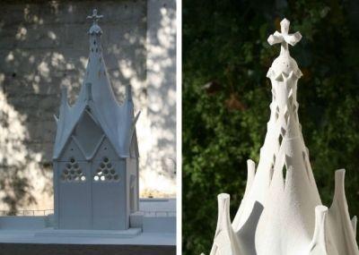 Centro Cultural y Espiritual Gaudí en Rancagua: A 90 años de la carta de Padre Aranda al genio de la arquitectura | El Rancahuaso.cl, Noticias de Rancagua y O'Higgins