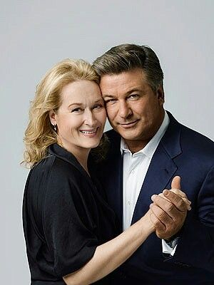It s Complicated, Meryl Streep and Alec Baldwin