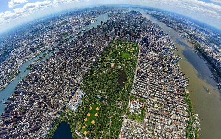 A Bird Eyes View Of Central Park | All That Is Interesting