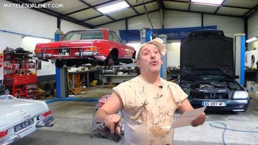 """A partir de 2017, en cas de réparation de votre véhicule,  votre garagiste devra vous proposer """"aussi"""" des pièces auto d'occasion. C'est la loi qui le dit !  Erick BERNARD pannologue-facturologue a testé ce nouveau procédé ;-)"""