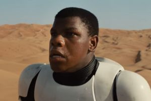 """For things to be whitewashed just doesn't make sense"": John Boyega of Star Wars responds to twitter trolls"