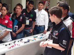CONALEP Guanajuato | Noticias: Obtienen alumnos de CONALEP Silao primer lugar en Desafío de Tecnología F1