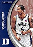 Carlos Boozer Duke Blue Devils Basketballs
