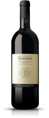 Italian wines: for information write to: info.forte@virgilio.it  MASSERIA MAÌME
