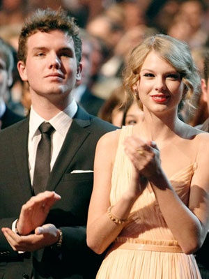 Austin Swift....Taylor Swift's brother.  I approve of his face.