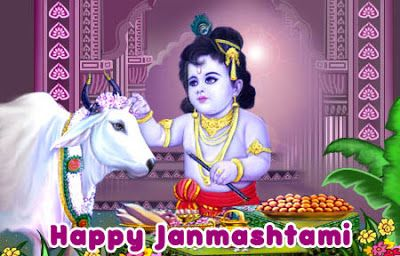Shayari Hi Shayari: Happy Janmashtami Images for whatsapp