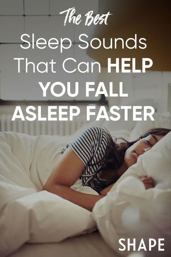 The Sounds Reddit Users Swear By To Help Them Fall Asleep How To Fall Asleep Calming Sounds Good Sleep