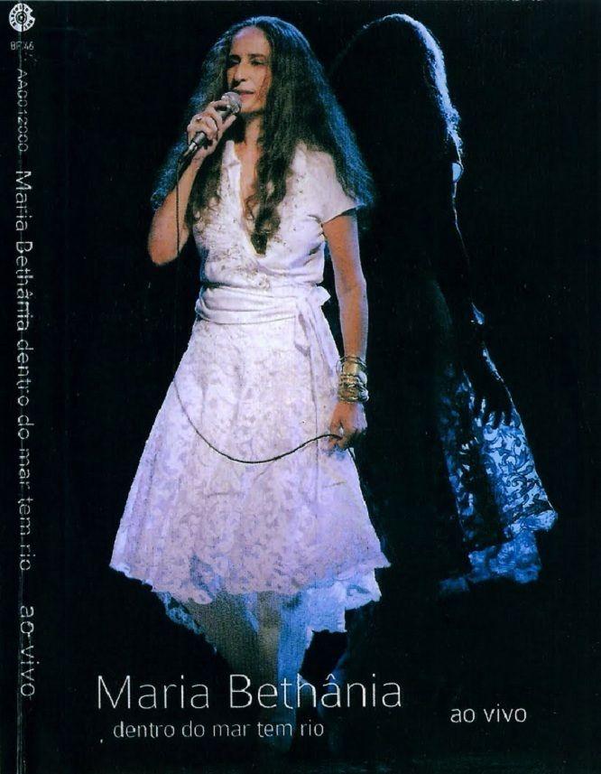 Maria Bethania Dentro do Mar Tem Rio Full Movie Click Image to Watch Maria Bethania Dentro do Mar Tem Rio (2007)