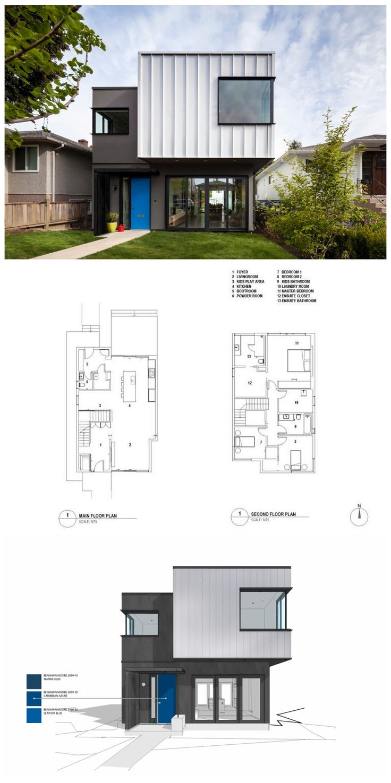 Grade House / Measured Architecture