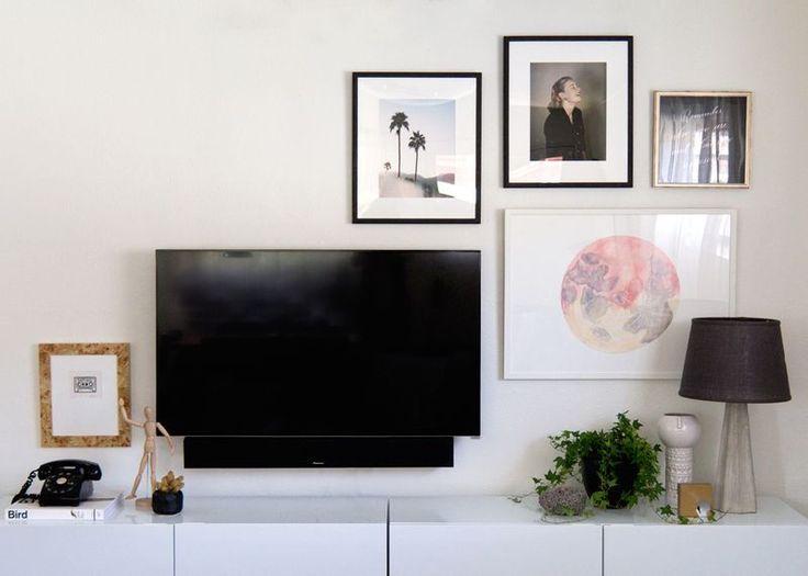 Best 25+ Tv gallery walls ideas on Pinterest | Decorating around ...