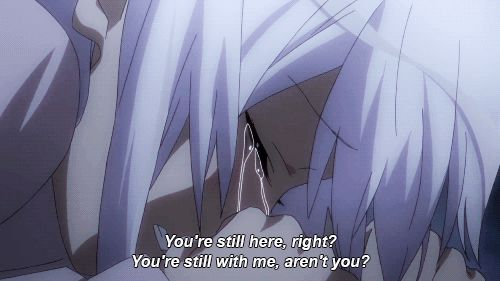 オロチ — I'm scared. I don't want to be alone!