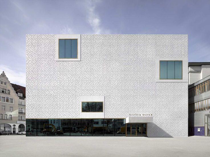 Cukrowicz Nachbaur Architekten - Vorarlberg Museum, Bregenz
