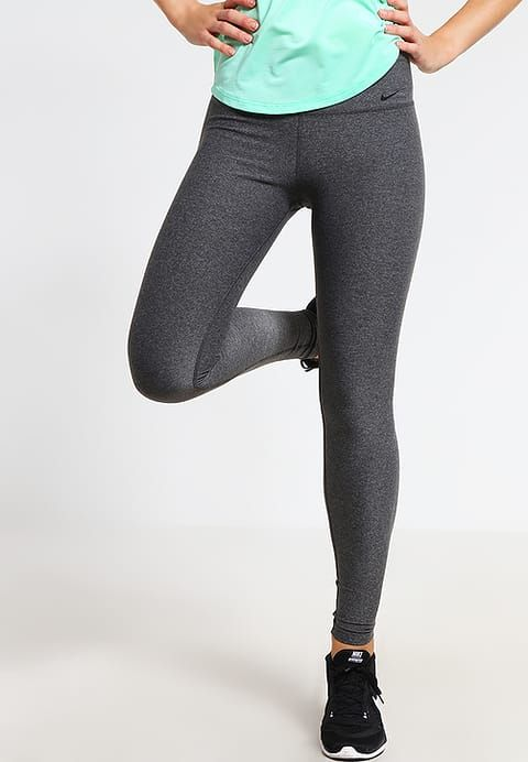 Nike Performance LEGEND 2.0 - Leggings - charcoal heather/black - Zalando.it