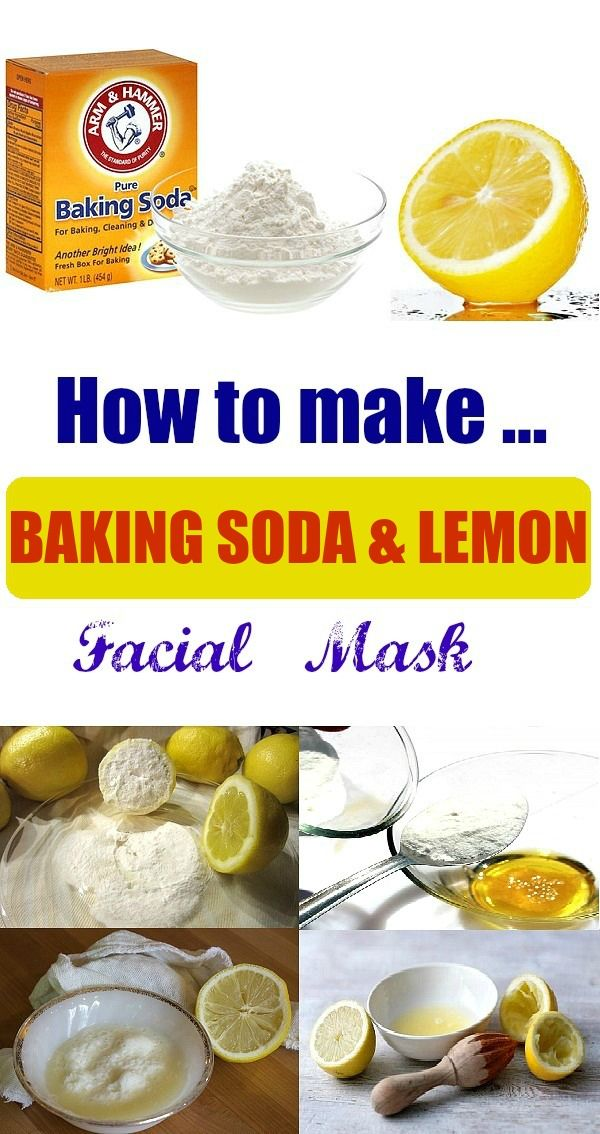 The first thing to do is take a tsp. of lemon juice and 2 tbsp. of baking soda, mixing them together until you have a yellowish paste.Apply it on your face and neck (make sure you avoid eye contact). Rub your T-zone and your nose and any other oily feeling zones. The paste will give you a tingly sensation, which is normal, but if you feel it burns, wash it off immediately and don't try it again.Avoid keeping the mask on your face more than 15 minutes to prevent redness. Use a wet and warm…