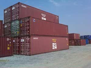 Containere depozitare metalice la vanzare prin Estpoint, containere maritime rezistente pentru transport si depozitare de 20' si 40'.