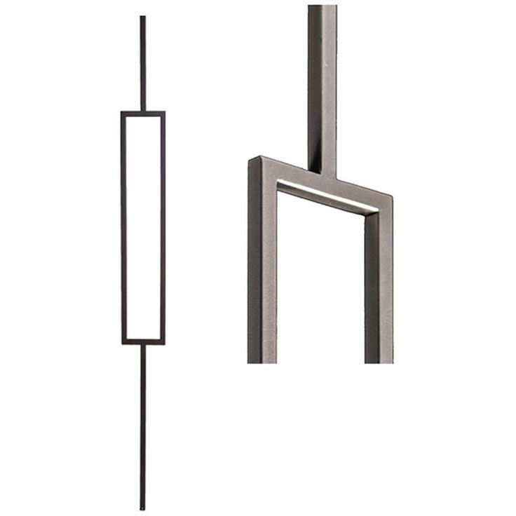Best House Of Forgings Aalto Modern 44 In X 5 In Ash Grey 400 x 300