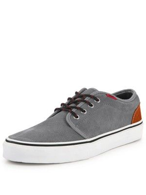 106 Vulcanised Mens Plimsolls #VeryLovedUp