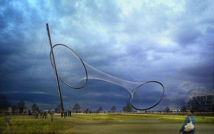 ANISH KAPOOR Temenos 2010