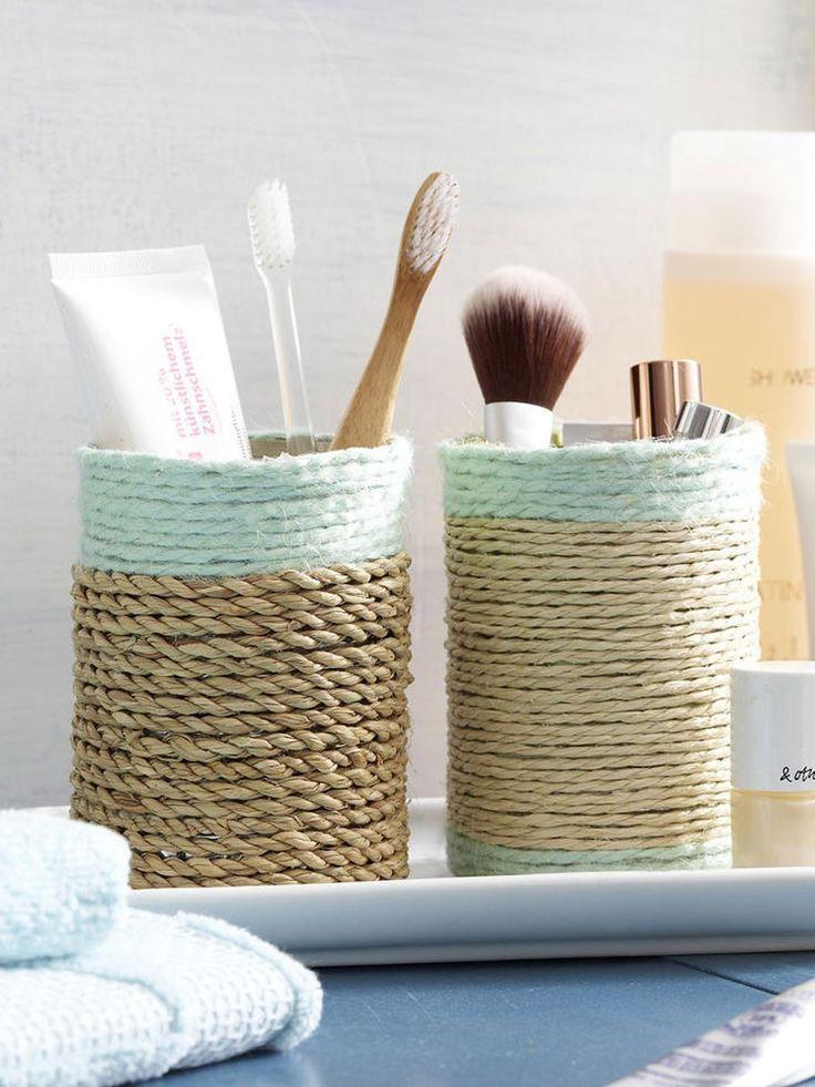 Elegant 4 Einfache DIY Ideen: Upcycling Mit Konservendosen
