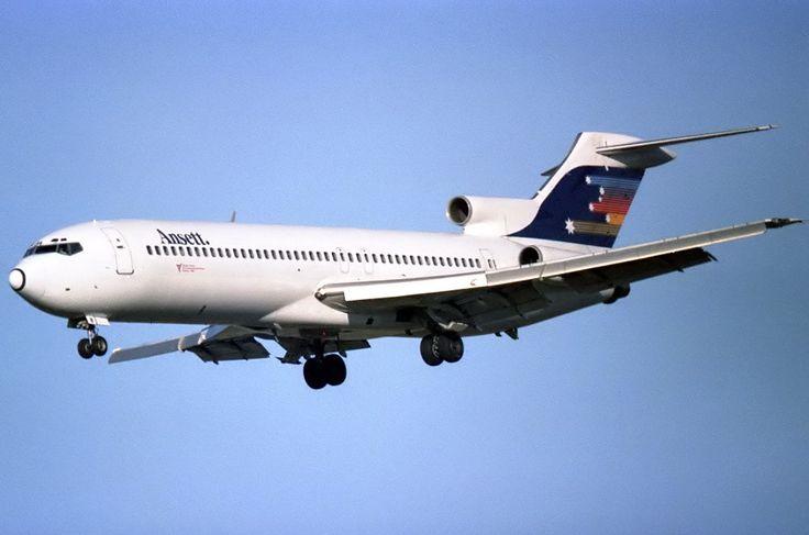 Ansett Boeing 727-277 (VH-RMW)