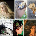 Movie Magic: Oz the Great & Powerful Inspired Headbands ~ Glinda & Evanora #DisneyOzMovie