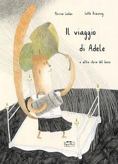 Il viaggio di Adele raccoglie quattro racconti tutti ambientati in scenografici boschi, in cui al piccolo lettore si raccontano l'amore, la famiglia, l'amicizia, la felicità, l'umiltà, la bellezza di scoprire nuovi mondi, di crescere, di diventare autonomi.  Dopo Adele e la sua scoperta di nuovi orizzonti, i bisticci di Lulù, le riflessioni di Lili mi sono particolarmente affezionata al piccolo riccio. Cornelius una notte d'inverno si allontana di casa e si smarrisce nel buio e nel freddo…