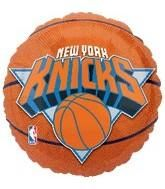 "New York Knicks 18"" Basketball Balloon"