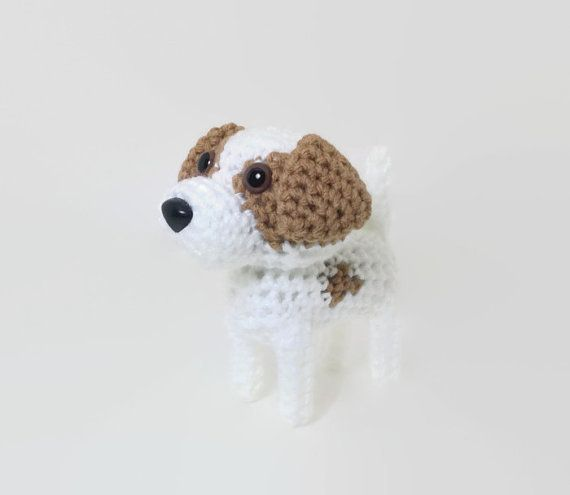 Pointer Knit Amigurumi Dog C... from Inugurumi on Wanelo