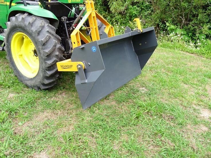Tipping Dirt Scoop 1.6m in 2020 Top soil, Mulch, Dirt