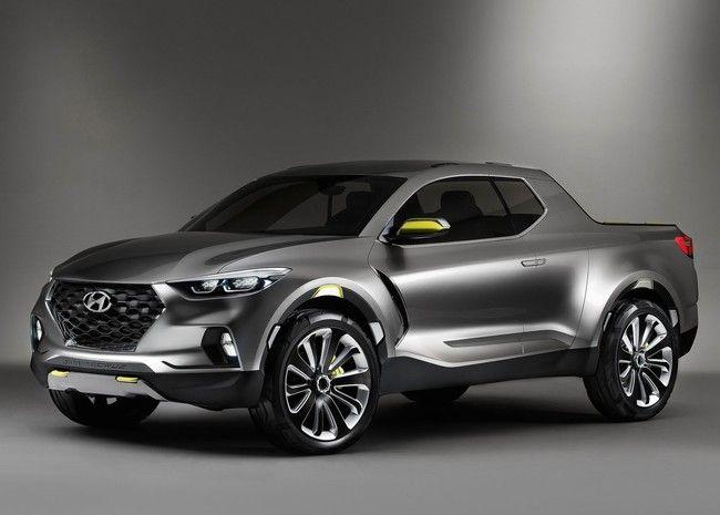 La Hyundai Santa Cruz Llegara En 2020 Con Estilo Chic Al Precio De Un Elantra Auto Hyundai Coches Conceptuales Coches Nuevos