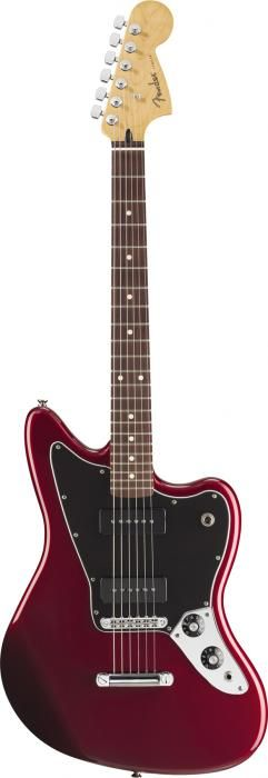 NAMM 2012: Fender Blacktop Jaguar 90. OMG want.