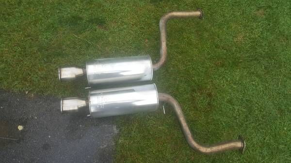 GREDDY EXHAUST FOR 1990 NISSAN 300ZX (Cranston r.i.) $275