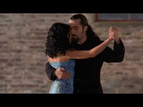 Pablo Veron & Geraldine Rojas dance in HD to 'Una Emocion' (No movie credits) - YouTube