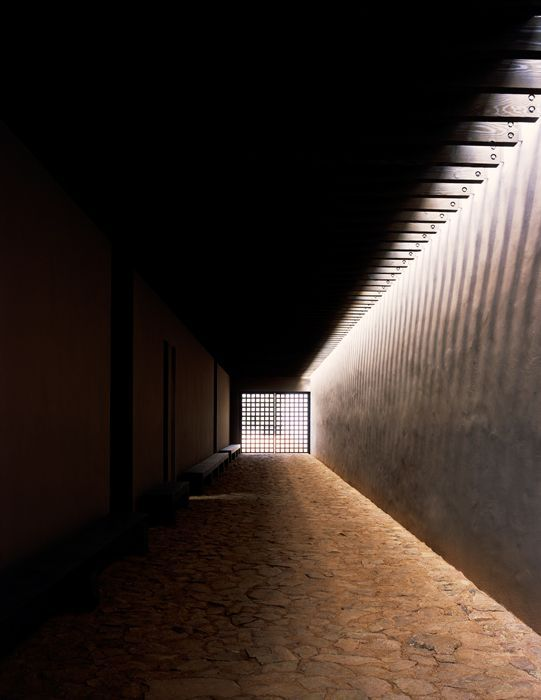TADAO ANDO / Tom Ford Ranch, Santa Fe, New Mexico, usa, 2012: