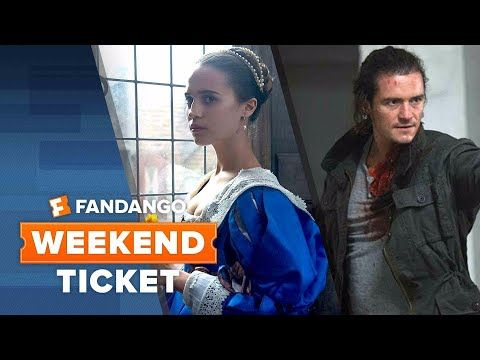 Now In Theaters: Tulip Fever, A Boy Called Po, Unlocked | Weekend Ticket