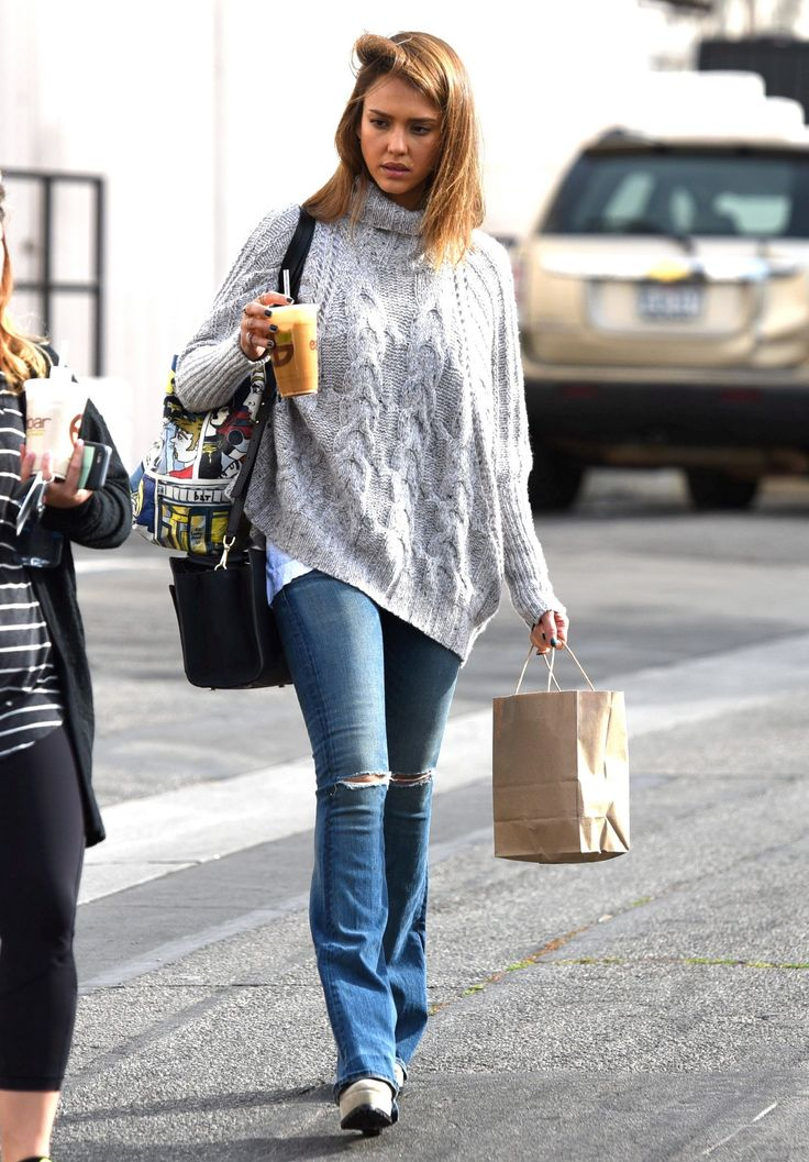 491 best girl crush jessica alba images on pinterest jessica alba style celebrity street Jessica alba fashion and style