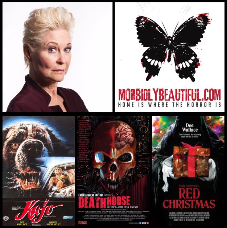 Morbidly Beautiful talks to actress Dee Wallace about working on Cujo the upcoming Death House & Red Christmas  http://morbidlybeautiful.com/interview-dee-wallace/  #MorbidlyBeautiful #DeeWallace #Cujo #DeathHouse #RedChristmas #HorrorIcon #HorrorUnited #ScreamQueen #ET #TheHowling #TheFrighteners #Horror #SciFi #Action #SupportIndieFilm