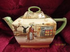 Royal Doulton Dickensware 'The Artful Dodger' Teapot