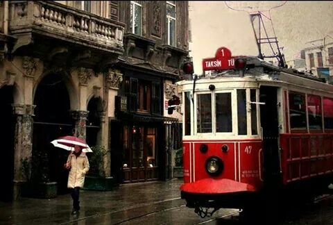 Beyoglu,  Constantinople