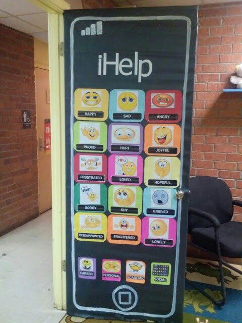 My Ihelp Door Counseling School Pinterest Doors