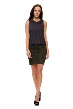 Christmas Dress gotta have. Big sale at Vimodos. 50% sale! Purple and green glitter dress.