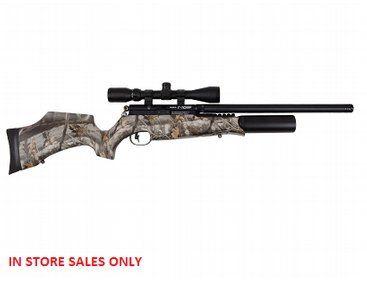 The BSA R-10 MK2 Bull Barrel Woodland Air Rifle is a Precharge Air Rifle in the BSA Air Rifles range.