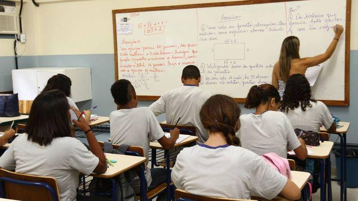 Aluno do Rio é o que mais desperdiça tempo, segundo pesquisa feita em 30 países  #educacao