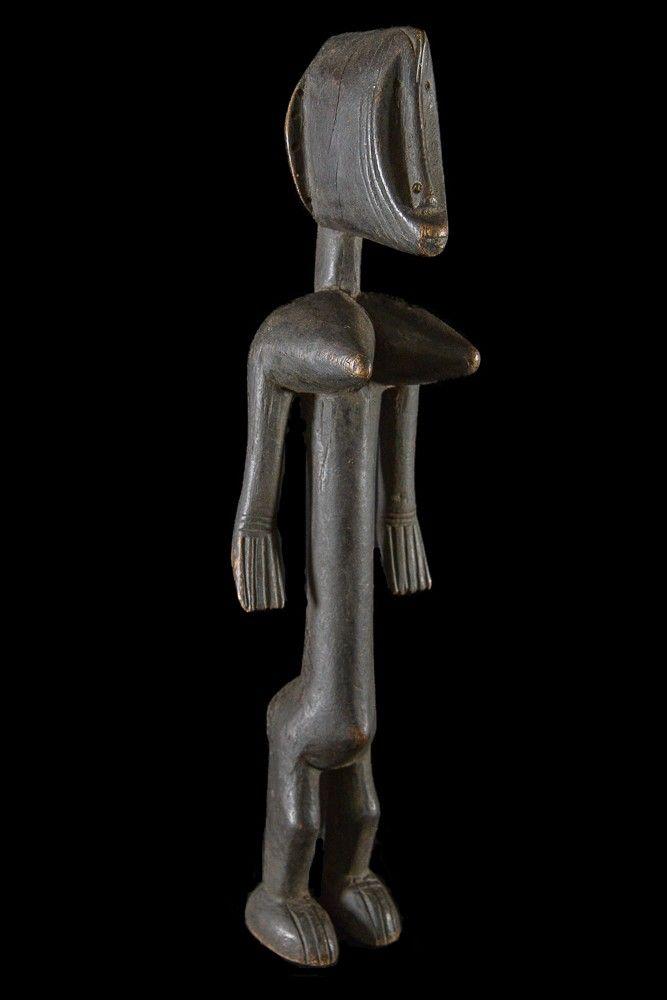 Jonyeleni Statue - Bambara / Bamana - Mali - Jo Ritual - Item No. 5353 - Galerie Bruno Mignot