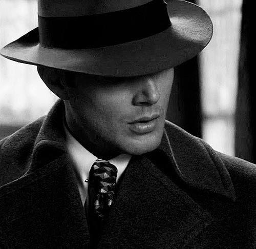 Winchester... Dean Winchester