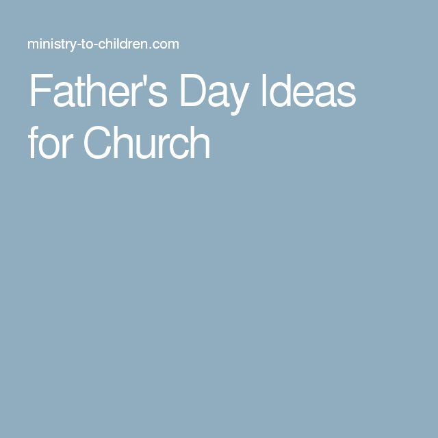 father's day ideas 2012