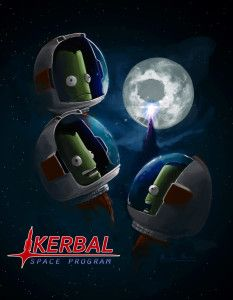 Download Kerbal Space Program Game PC