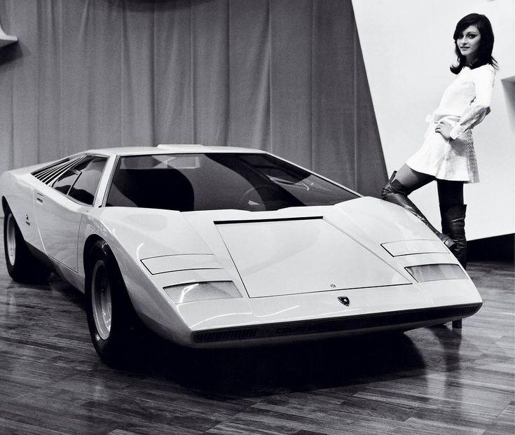 17 Best Images About Lamborghini Countach On Pinterest