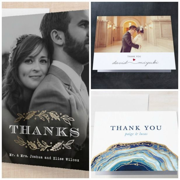 5 Websites for the Perfect Thank You Cards